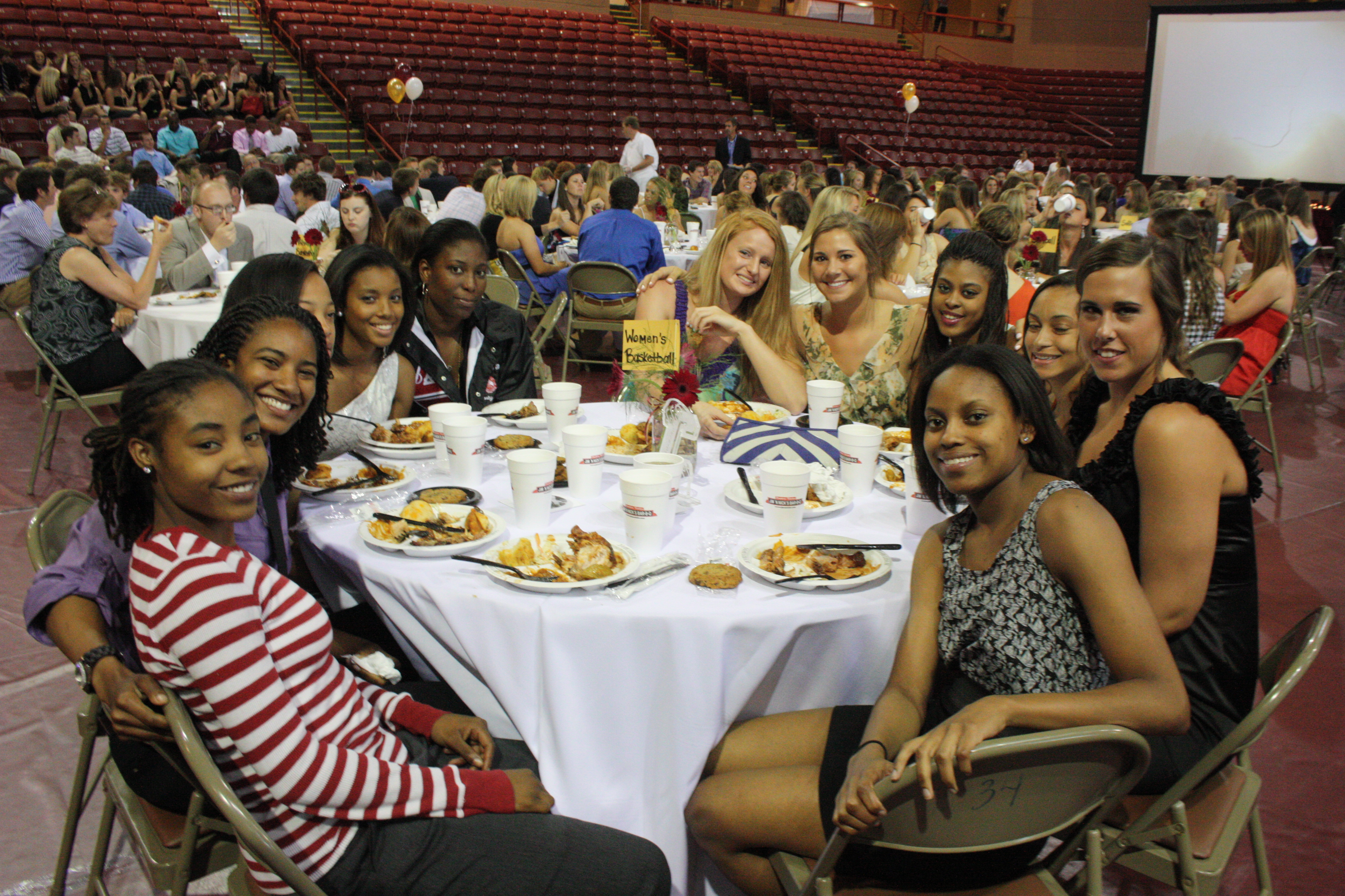 Women's Basketball Banquet Video | College of Charleston ...